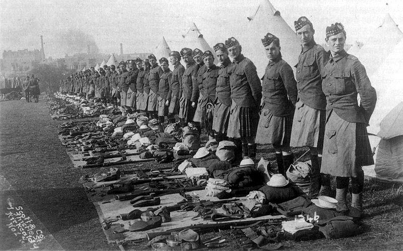 第二次世界大戦のキルト