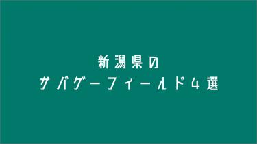 新潟県のサバゲー フィールド5選