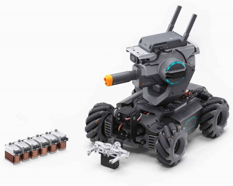ロボットでのサバゲーが現実になるDJIがRoboMaster S1を発売