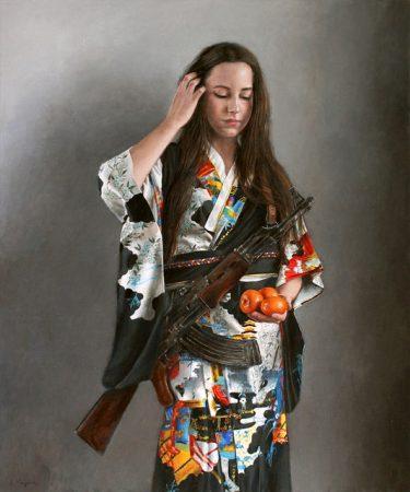 日本人だったらBDU着物でサバゲーでしょう!