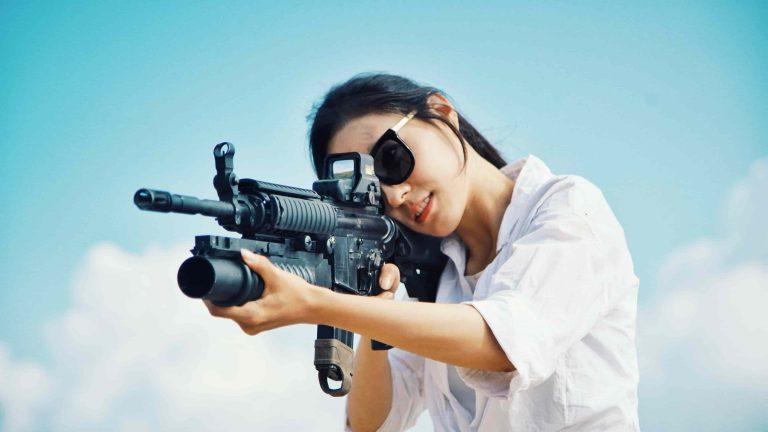 女性が無料だって!女性に優しすぎる関東のサバゲーフィールド