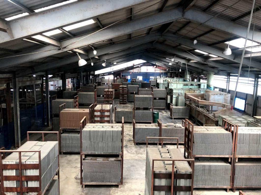 F2プラント|廃工場サバゲーフィールドレビュー|栃木県