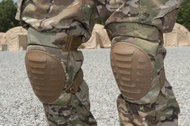 サバゲーでニー(膝)パッドを装備する理由とおすすめのメーカー