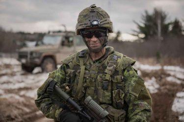 CADPAT(カッドパット) 米軍も参考にしたカナダ軍迷彩