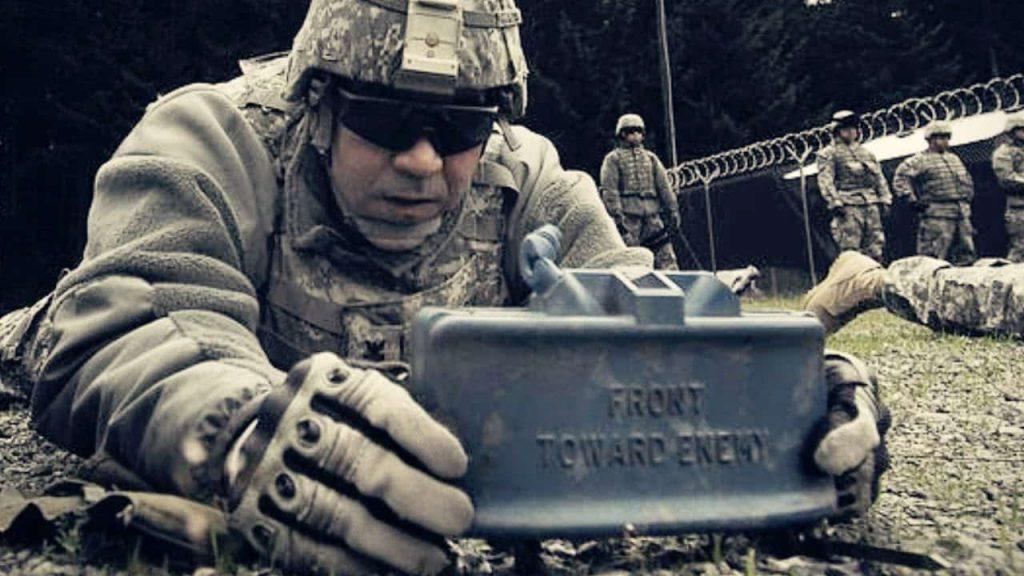 クレイモア、地雷、C4!サバゲーに使えるトラップ武器
