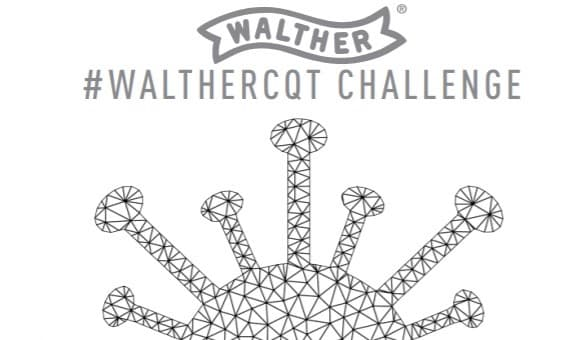 外出自粛のサバゲーマーよ!WaltherCQTエアガンチャレンジ に挑戦してみない?