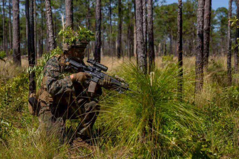 サバゲーでの米海兵隊の基本装備