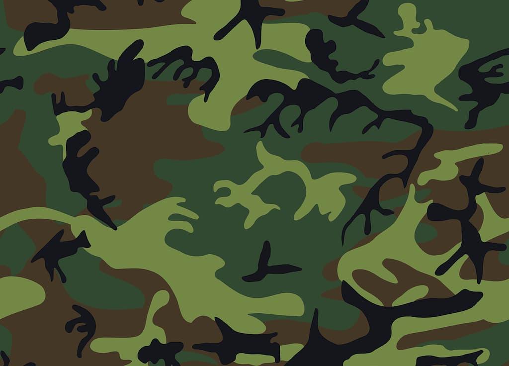 おすすめの森林迷彩5選