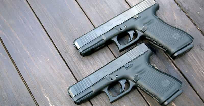 Glockのジェネレーション(Gen)の違い