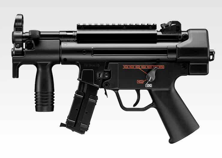 MP5 クルツ HC