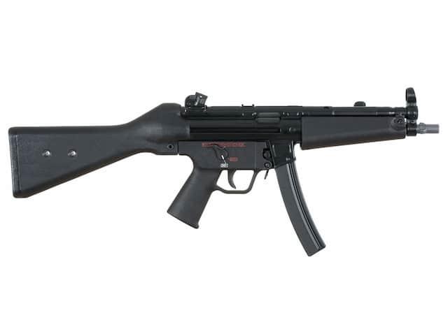 MP5シリーズのエアガンにはこんなにバージョンがある