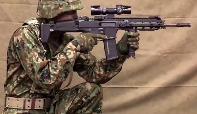 20式小銃のエアガンはいつ、東京マルイから出る?