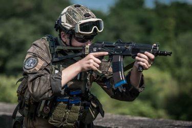 サバゲーでフルオート射撃する時は指切りしよう