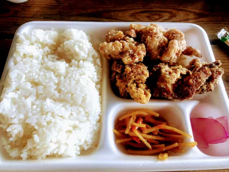 デザートユニオン|千葉県印西市のサバゲーフィールドレビュー お昼