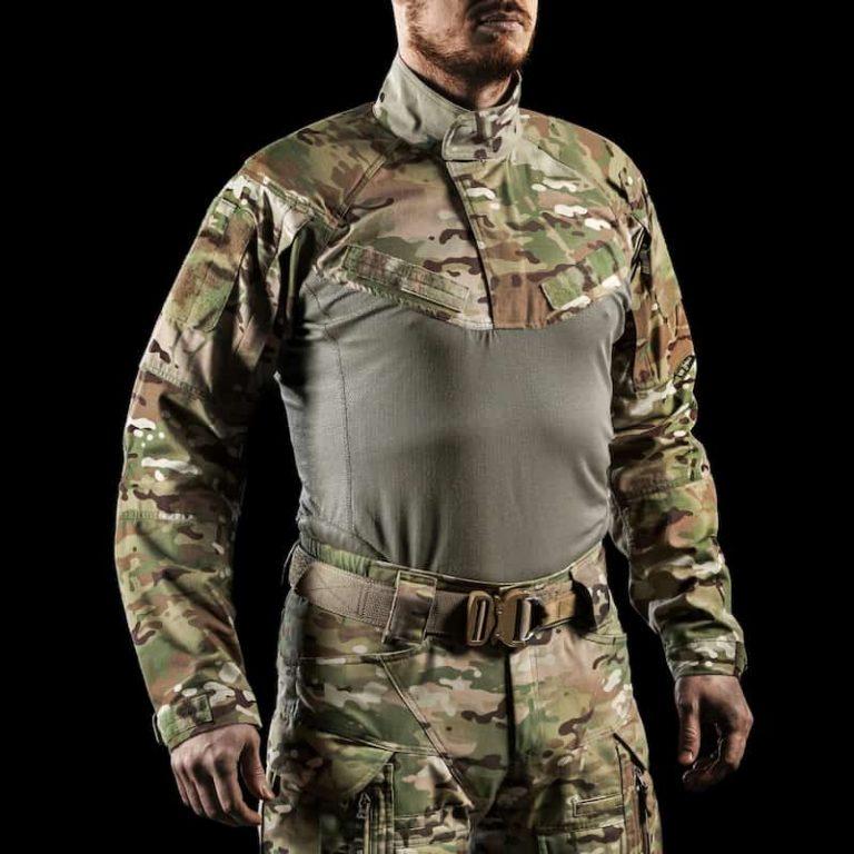 UfProが新しいコンバットシャツ「StrikerX」を発表
