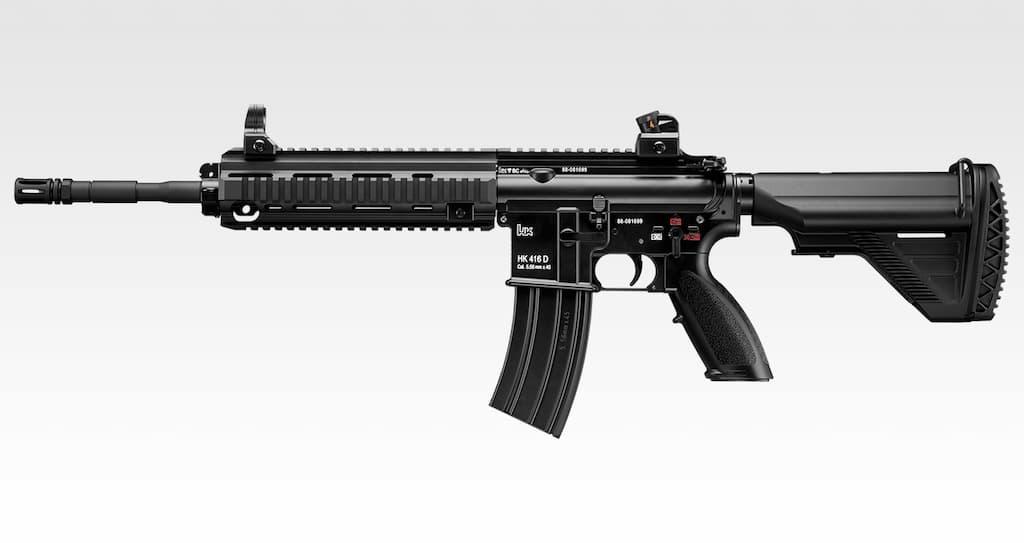東京マルイ HK416