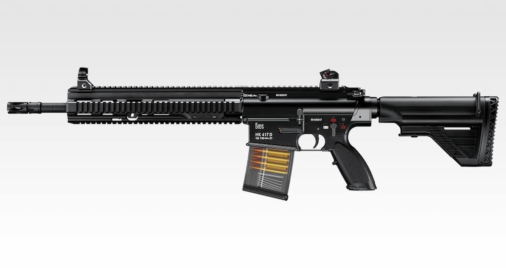 東京マルイ HK417